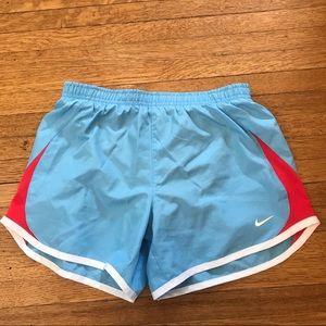 Nike Girls Running Shorts - Size L